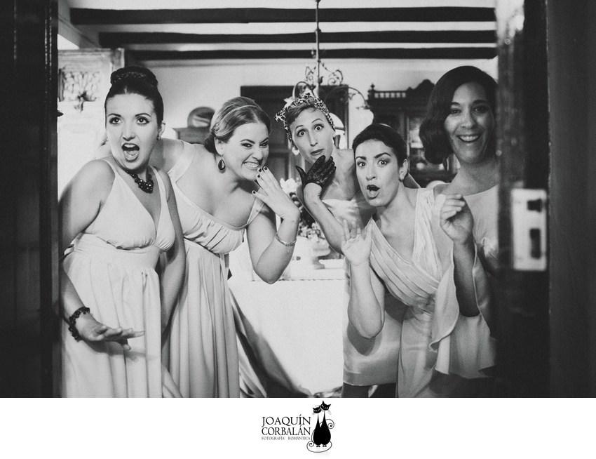 reportaje boda villa delia