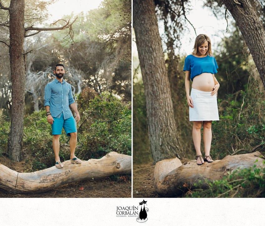 Fotos Embarazo Valencia 24