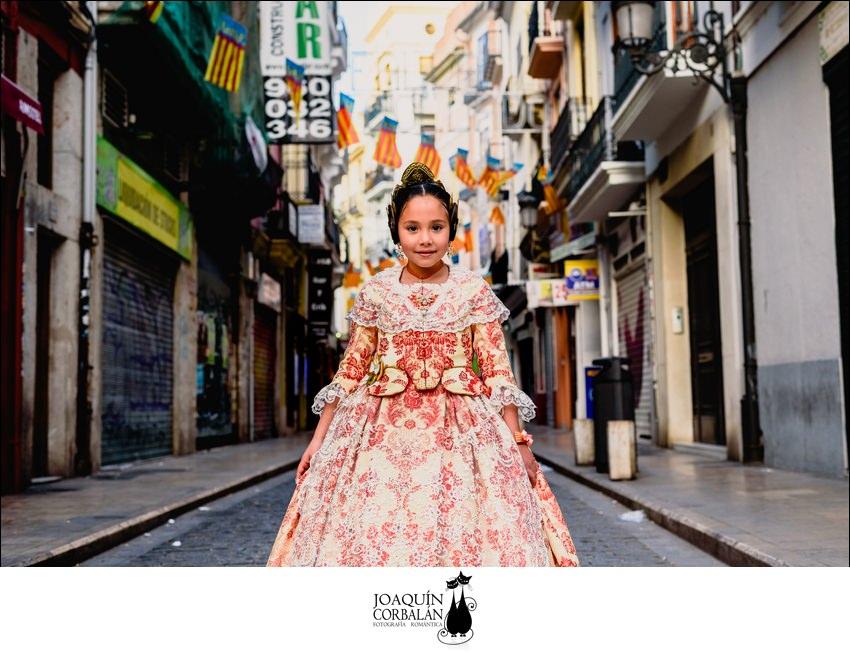 Reportaje Fallera Infantil Fotografo Valencia (15)