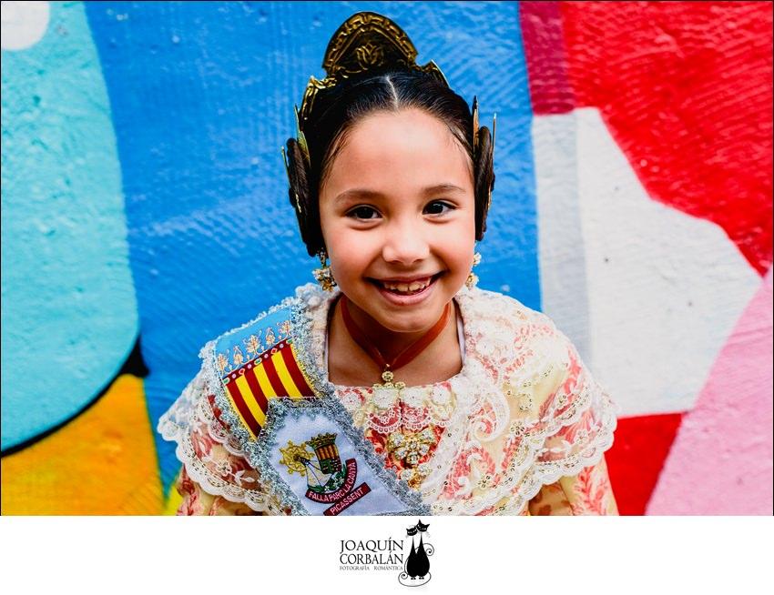 Reportaje Fallera Infantil Fotografo Valencia (19)