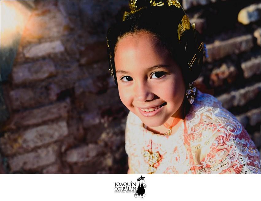 Reportaje Fallera Infantil Fotografo Valencia (2)