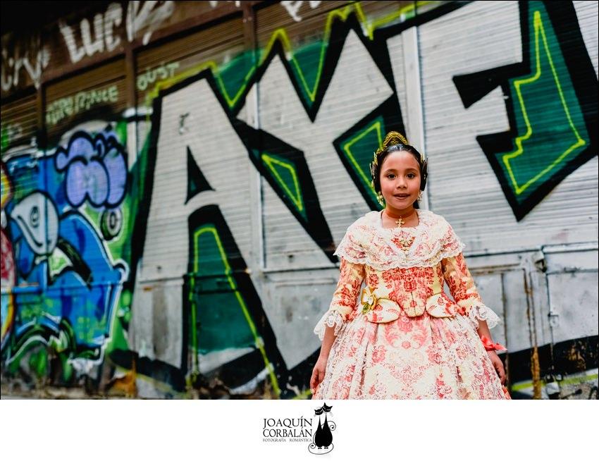 Reportaje Fallera Infantil Fotografo Valencia (21)