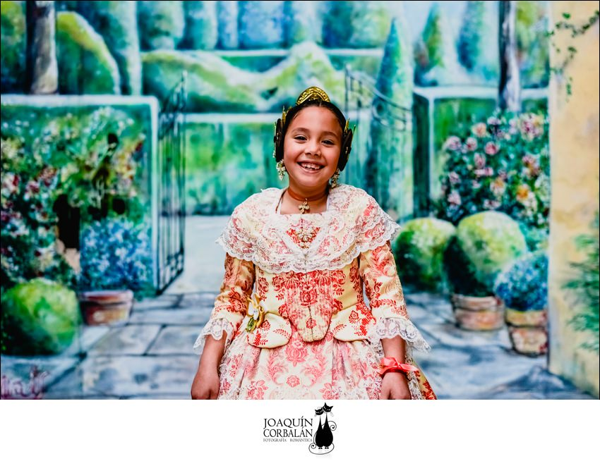 Reportaje Fallera Infantil Fotografo Valencia (22)