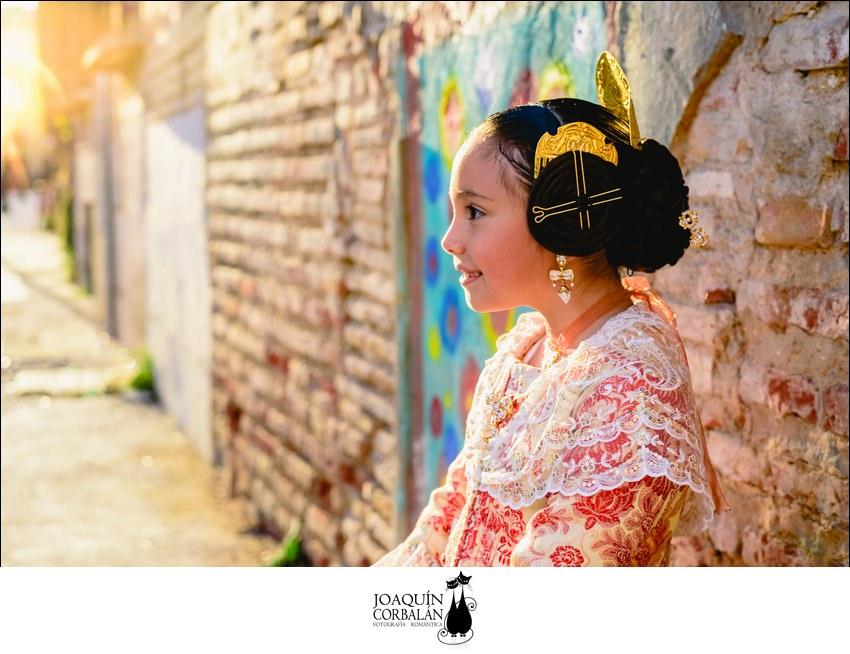 Reportaje Fallera Infantil Fotografo Valencia (3)