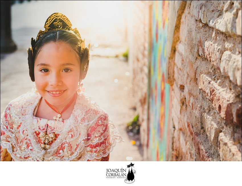 Reportaje Fallera Infantil Fotografo Valencia (4)