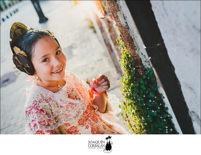 Reportaje Fallera Infantil Fotografo Valencia (7)