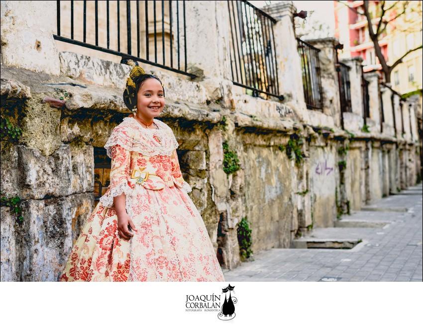 Reportaje Fallera Infantil Fotografo Valencia (9)