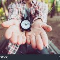 Stock Photo Alarm Clock Indicates The Moment Of Commitment To Your Future Plans 1520737313