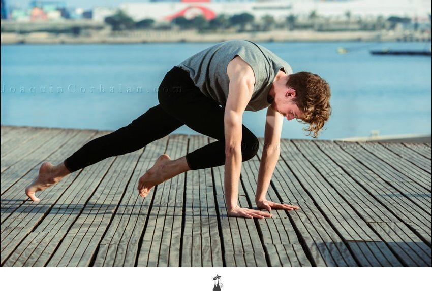 Guy Sport Asana Yoga Urban 6