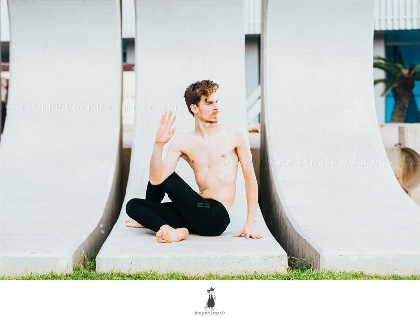 Posture Asana Yoga Man 67